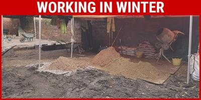 5 TIPS FOR CONSTRUCTION IN WINTER